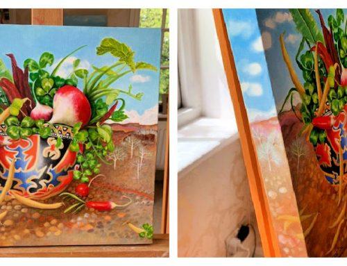 """The Year """"Painting Around The Corners"""" Began"""
